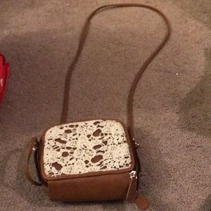 Claire's cross body bag